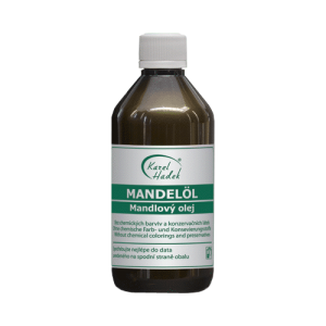 Натуральное Миндальное масло горячего отжима Карел Хадек купить на ya-ga.ru