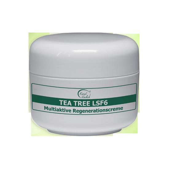 Регенерационный крем с Чайным деревом от Карела Хадека купить на ya-ga.ru