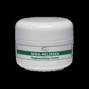 Регенерационный крем Shea Melissea для любой кожи. Обладает успокаивающими и противовоспалительными свойствами. Подходит для проблемной кожи. Karel Hadek