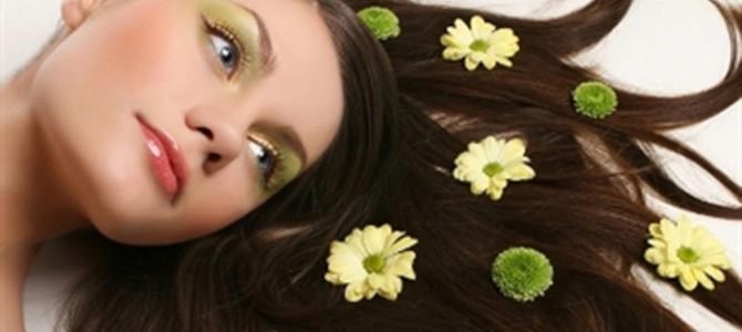 Натуральный уход для здоровья волос