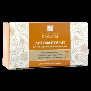 Натуральный Литофиточай стимулирующий, витаминный купить на ya-ga.ru