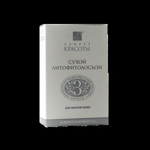 Литофитолосьон для жирной кожи лица и тела Сухая косметика купить на ya-ga.ru