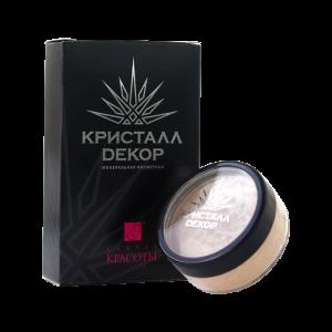 Минеральная пудра оттенок «Крем-карамель» купить на ya-ga.ru
