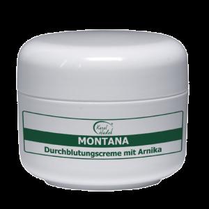 Специальный натуральный крем с арникой горной Монтана | Карел Хадек