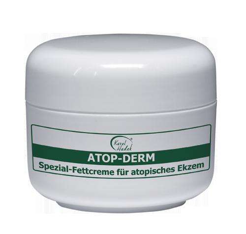 Специальный крем при атопической экземе Атоп-Дерм | Карел Хадек