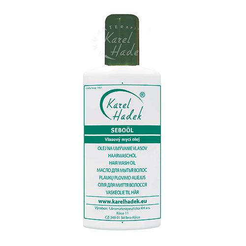 Натуральное гидрофильное масло для мытья волос Себо-Ол на ya-ga.ru | Карел Хадек